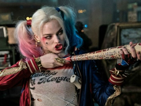 Holly Willoughby delights fans as Harley Quinn for Celebrity Juice Halloween special