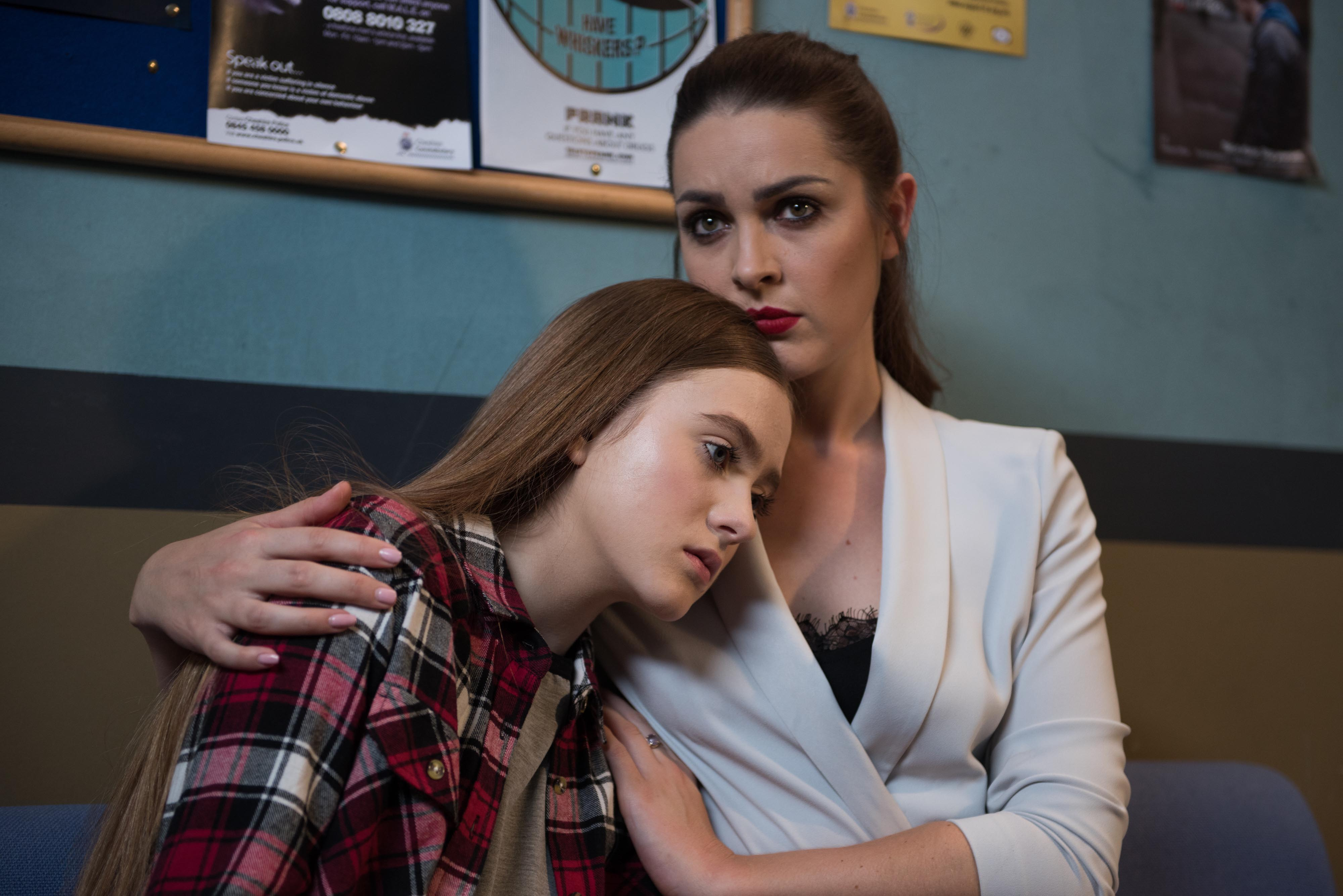 Hollyoaks star Anna Passey on why female actresses who play villains have a harder job than male baddies