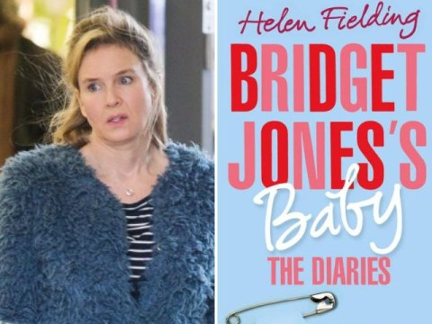 There's a brand new Bridget Jones book to coincide with the film Bridget Jones's Baby