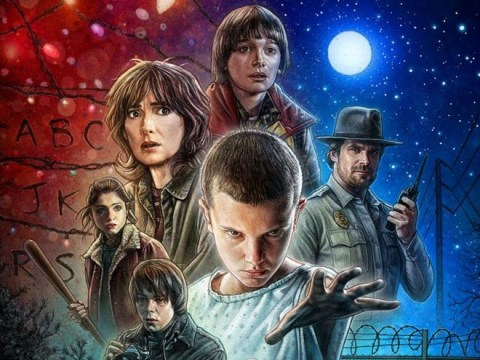 Stranger Things is more popular than Orange Is The New Black and House Of Cards on Netflix