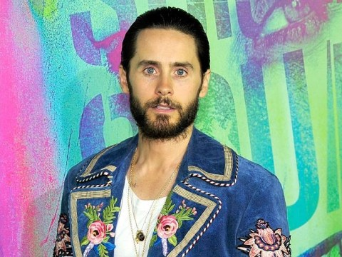 Jared Leto says Suicide Squad's bad reviews are 'not very much to do with him' at all