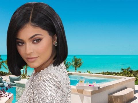 PICS: Kylie Jenner knows how to do birthdays judging by her $50million AirBnB pad