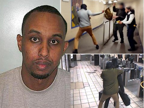 Isis fanatic jailed for life for Leytonstone tube station knife attack