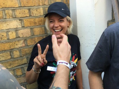 Lily Allen says she is 'absolutely fine' after Notting Hill Carnival 'collapse'