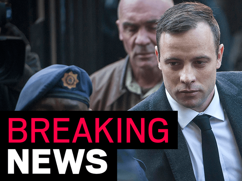 Judge rejects prosecutor's right to appeal Oscar Pistorius' six-year sentence