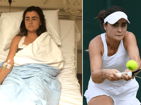 Police investigate poisoning of British tennis player at Wimbledon