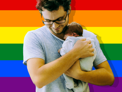 11 of the cutest pictures for Gay Uncles Day