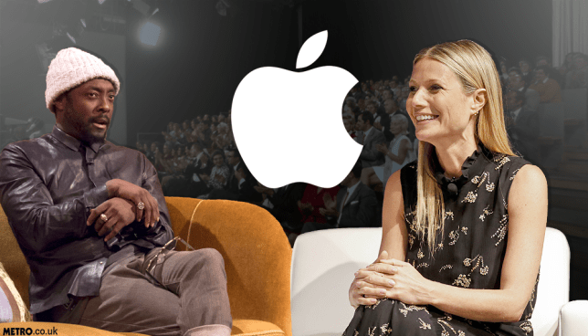 Gwyneth Paltrow and will.i.am will front Planet of the Apps (Picture: REX Features / Alamy - Credit: METRO/mylo)