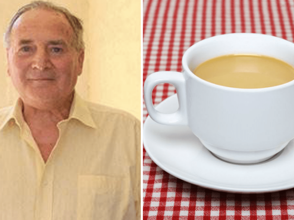 Ex-England rugby player, 78, fights off robbers with mug of tea