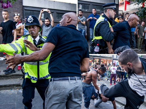 Six stabbed at Notting Hill Carnival as 440 are arrested