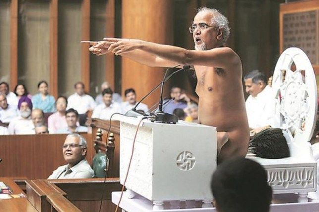 Keeps local politics interesting (Picture: Indian Express)