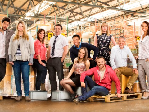 First look at the brand new cast for the second series of BBC One's Ordinary Lies