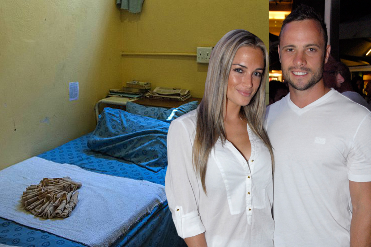 Oscar Pistorius rushed to hospital 'after self-harming' in prison