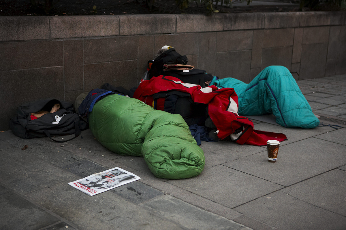 Councils are 'letting homeless people down', say MPs