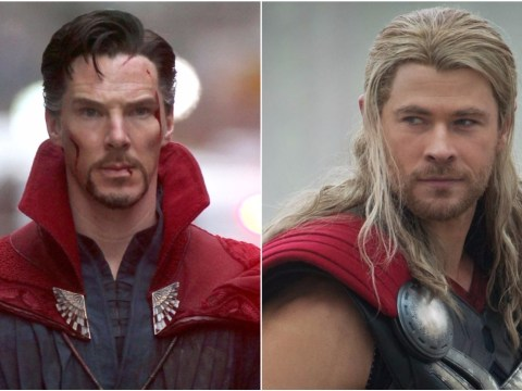 Do these Thor: Ragnarok set pictures reveal the movie will include a Doctor Strange cameo?