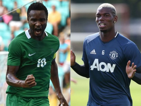 Paul Pogba doesn't compare to Manchester United legends, he isn't even the next John Obi Mikel