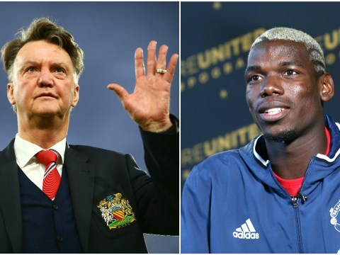 Louis van Gaal would have blocked Paul Pogba transfer if he was still at Manchester United