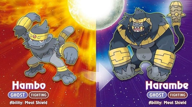 People want Harambe the gorilla to become a pokemon