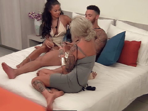 Ex On The Beach season 5 episode 3: Fearless Ashley Cain puts Gaz Beadle to shame with Jem Lucy and Olivia Walsh threesome