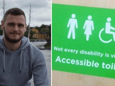 What it feels like to have an 'invisible' disability