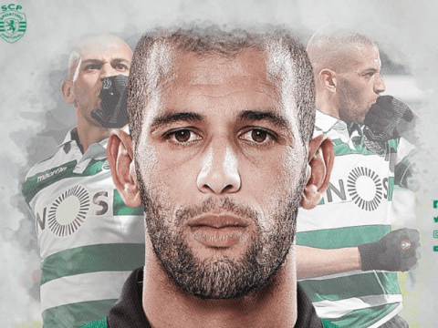 Islam Slimani joins Leicester from Sporting Lisbon