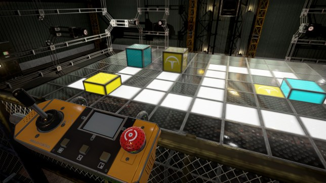 The Assembly (PC) - you'll be virtually sick of block puzzles