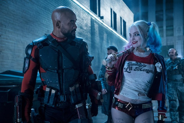 Margot Robbie responds to claims her Suicide Squad hot pants were Photoshopped