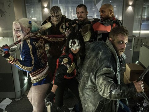 Suicide Squad hurtling towards record $140m opening weekend at US box office despite critical mauling