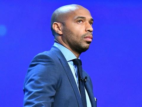 Arsenal legend Thierry Henry joins Belgium backroom staff under former Everton boss Roberto Martinez