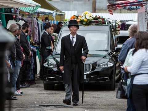 EastEnders spoilers: Paul Coker's funeral brings agony for Les and Pam but where is Ben Mitchell?
