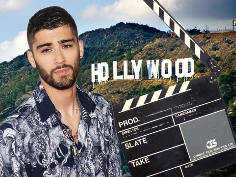 Zayn Malik is following Harry Styles to Hollywood after landing role on TV show about a boyband