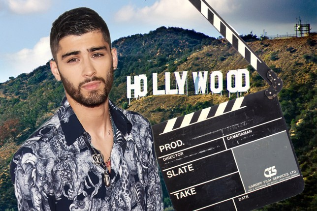 Zayn Malik tries out TV with new US show about a boyband