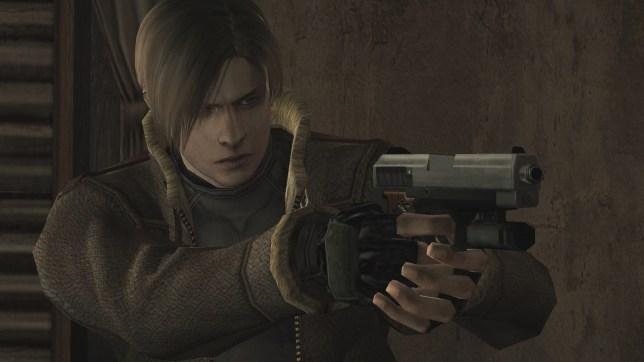 Resident Evil 4 (PS4) - Leon has still got it
