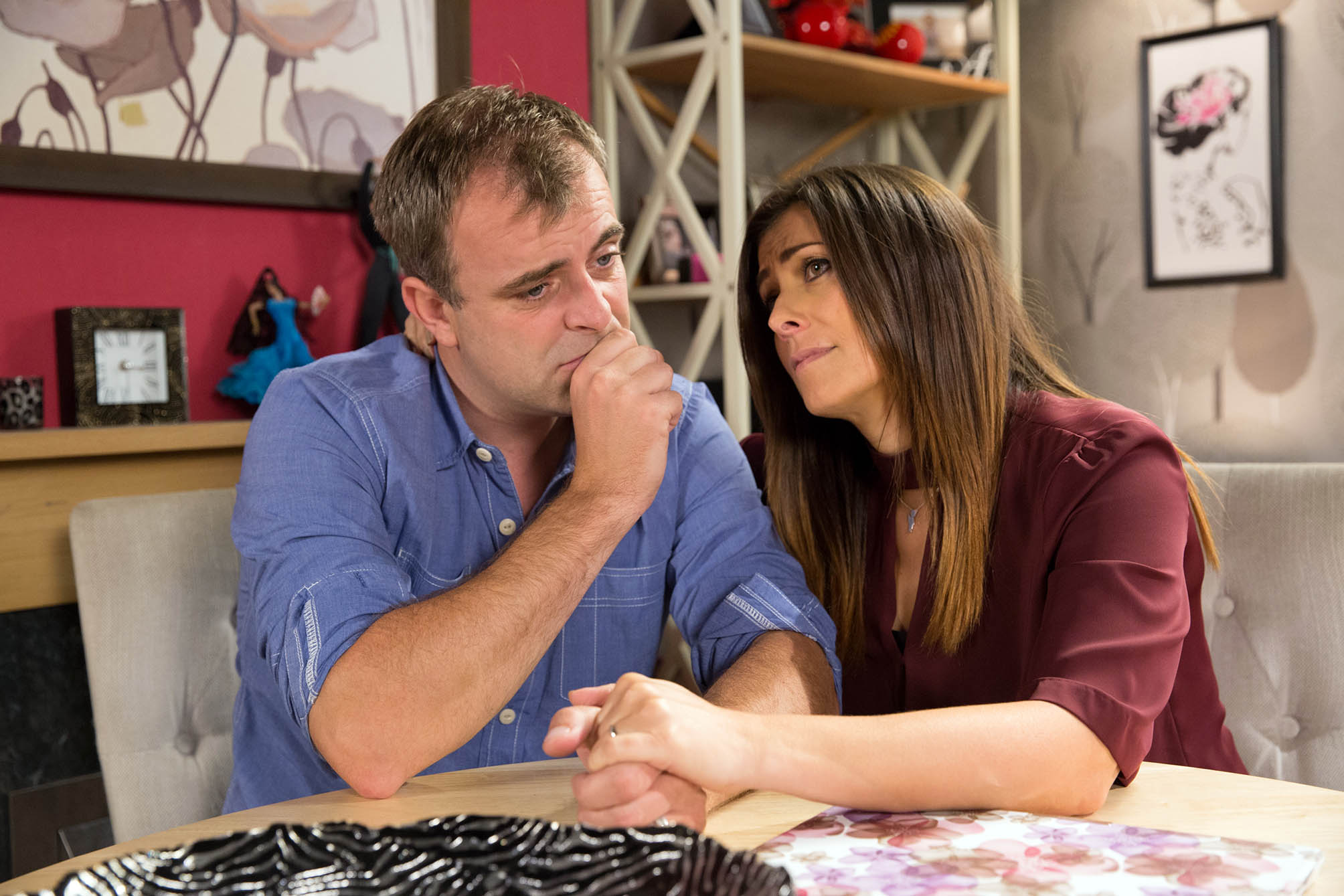 FROM ITV STRICT EMBARGO - NO USE BEFORE TUESDAY 4 OCTOBER 2016 Coronation Street - Ep 9009 Monday 10th October 2016 - 1st Ep Michelle Connor in a manner which alters the visual appearance of the person photographed deemed detrimental or inappropriate by ITV plc Picture Desk. This photograph must not be syndicated to any other company, publication or website, or permanently archived, without the express written permission of ITV Plc Picture Desk. Full Terms and conditions are available on the website www.itvpictures.com