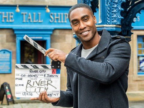 Simon Webbe is the second Blue star to join a soap