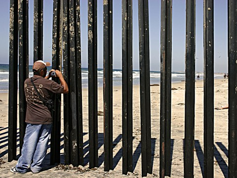 In photos: the world's largest borders