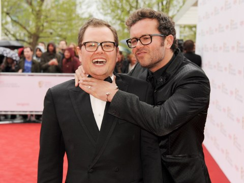 Alan Carr is engaged – but he says the proposal was his 'idea of hell'