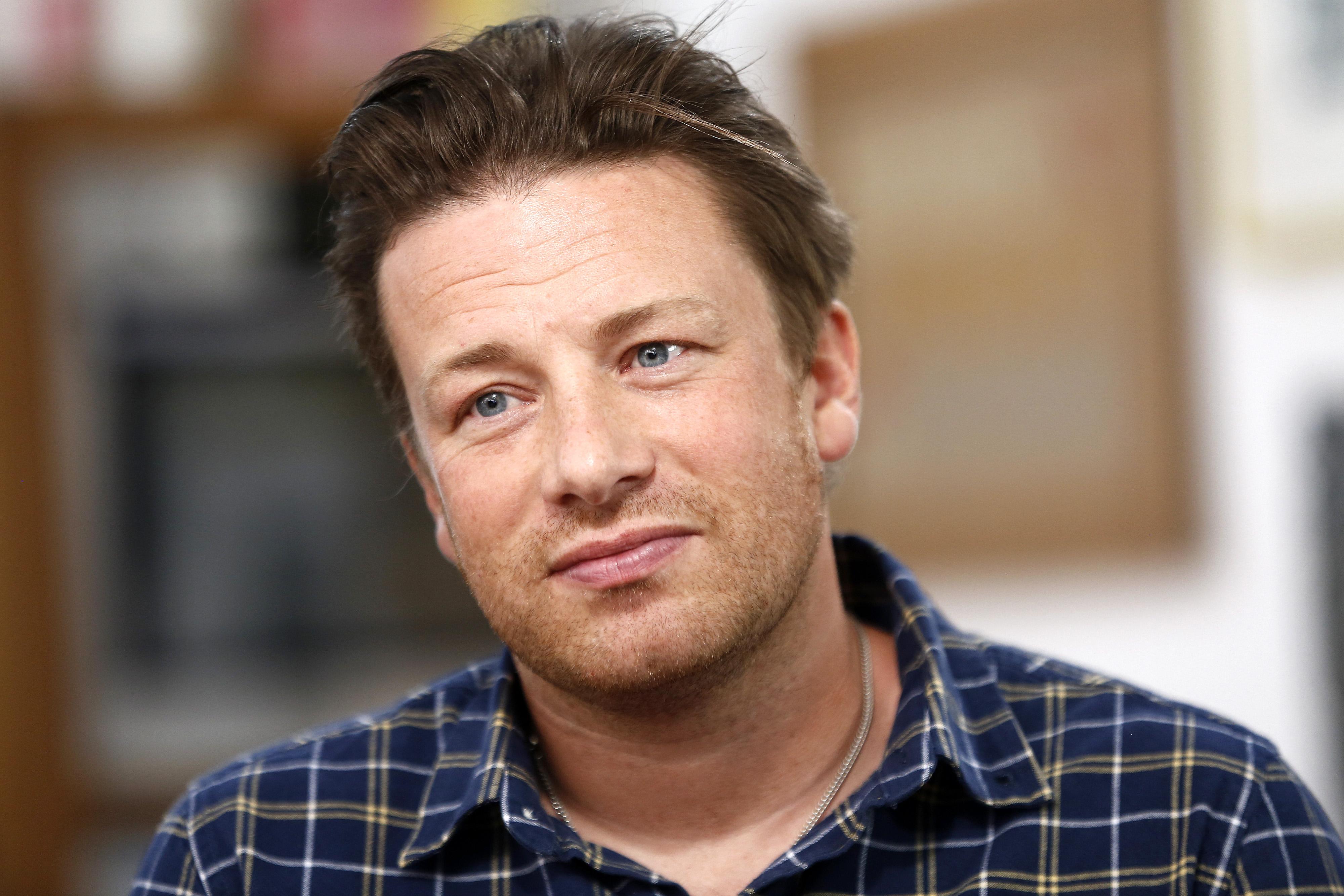 Jamie Oliver addresses those The Great British Bake Off judging rumours