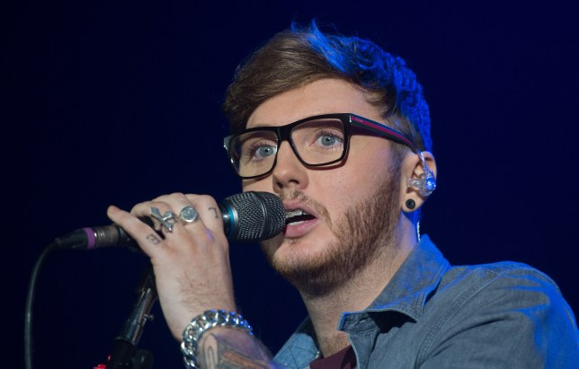 James Arthur has been re-signed by Simon Cowell's label Syco (Picture: Samir Hussein/Getty Images)