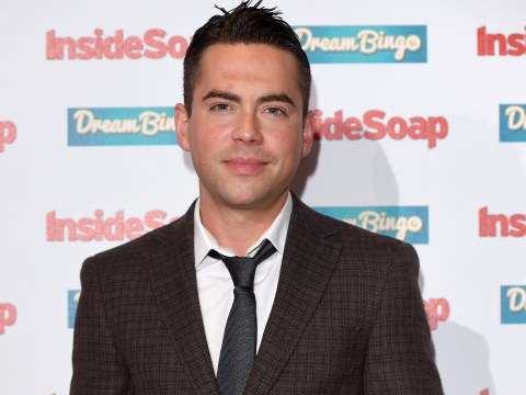 Corrie star Bruno Langley avoids his legal woes by blaming the postal system