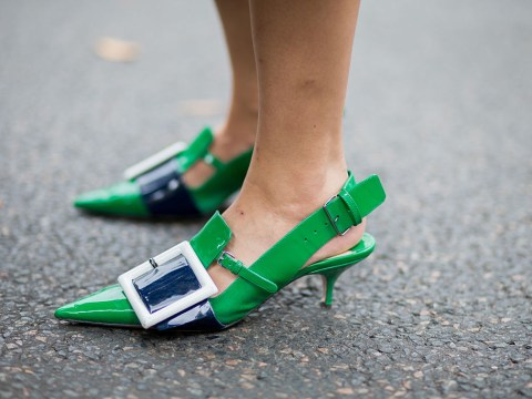 Vogue tried to bring back kitten heels and people can't stop taking the p*ss