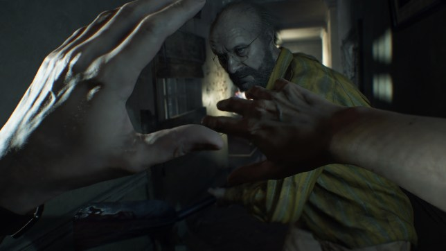 Resident Evil 7 - Louisiana chainsaw massacre