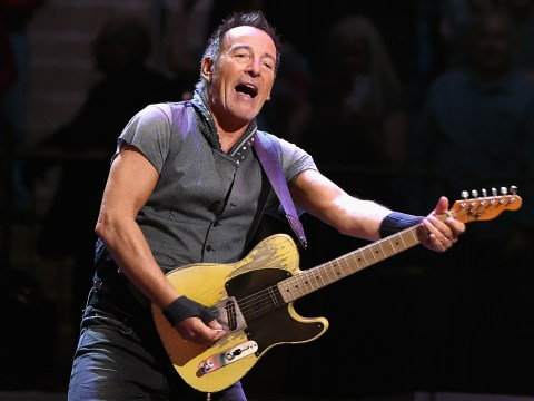 Bruce Springsteen signs absence note for boy who skipped school to attend signing