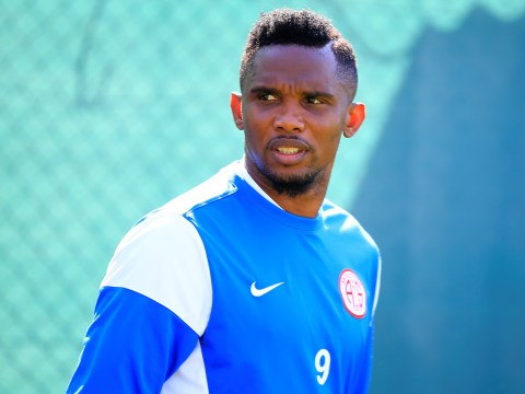 Former Chelsea and Everton striker Samuel Eto'o dropped by club after Instagram post sparked race row