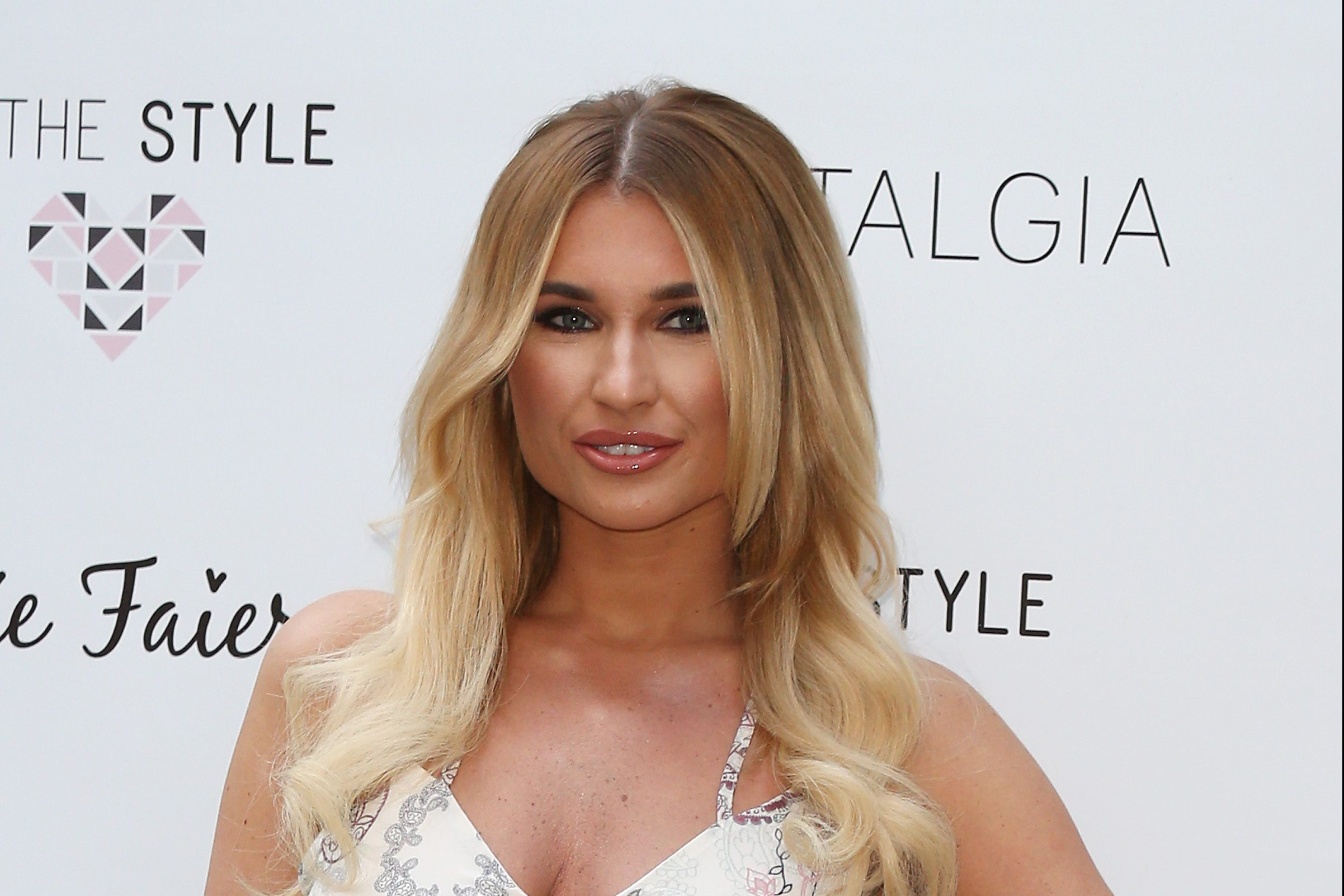 The Only Way Is Essex star Billie Faiers is pregnant again