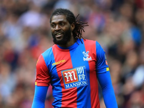 Emmanuel Adebayor accuses Lyon of inventing 'ridiculous excuses' to avoid signing him