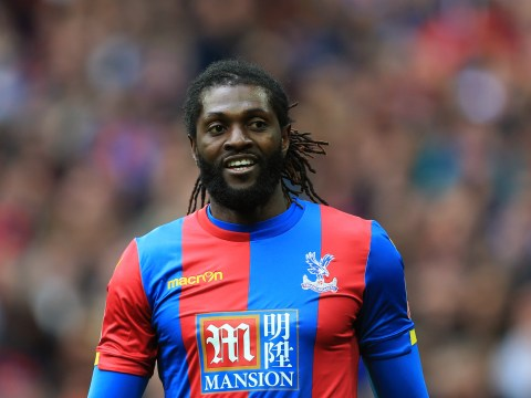 Ex-Arsenal striker Emmanuel Adebayor closing in on free transfer to Lyon