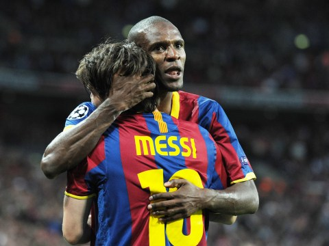 Eric Abidal recalls how Barcelona eased past Manchester United in 2011 Champions League final