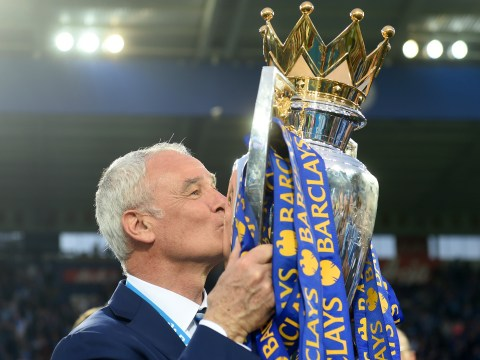 Leicester City boss Claudio Ranieri reveals Premier League title was not the 'best achievement' of his career