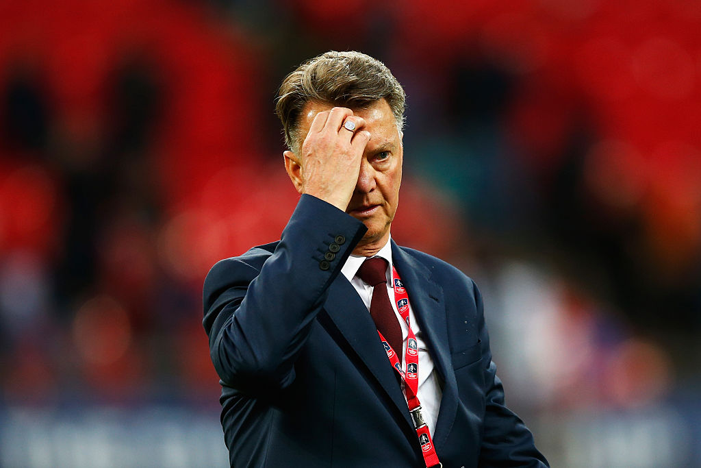 Former Manchester United boss Louis van Gaal missed out on Belgium job because he was too boring